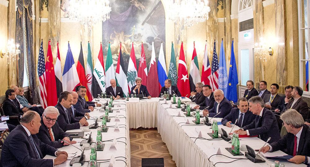 Rencontre sur la Syrie à Vienne le 30 octobre 2015