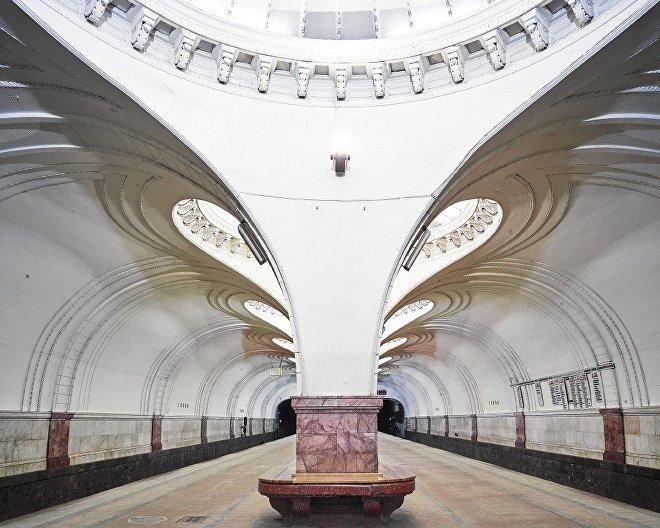 station de métro Sokol