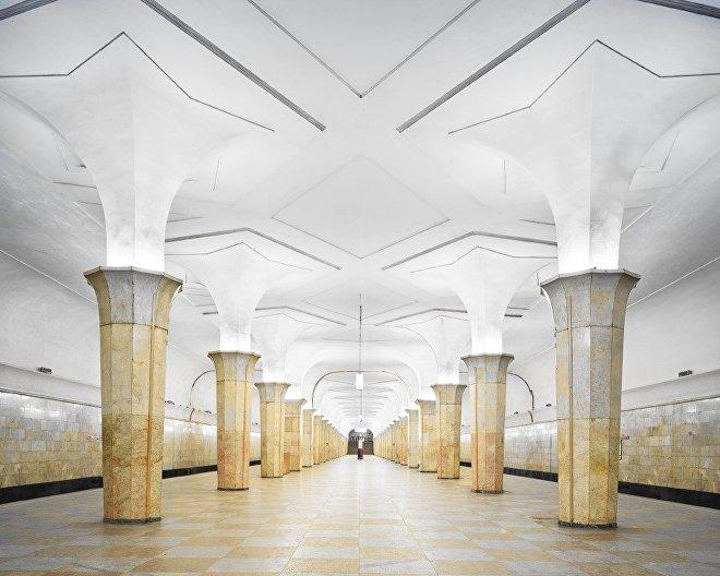 station de métro Kropotkinskaya