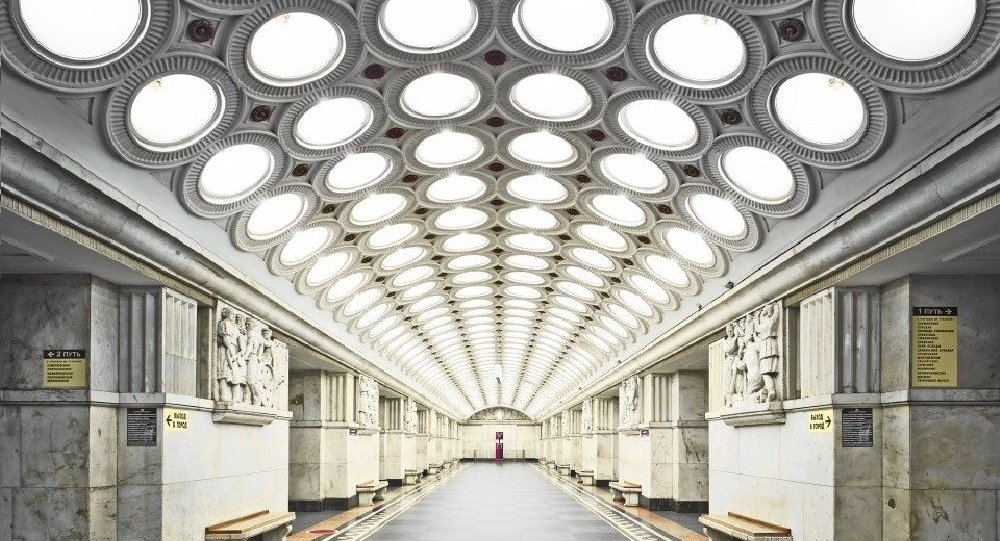 Station de métro Electrozavodskaya