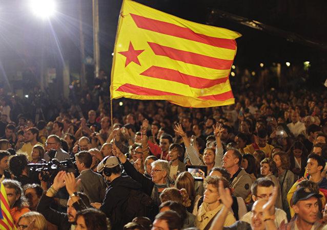 Indépendantistes, Espagne