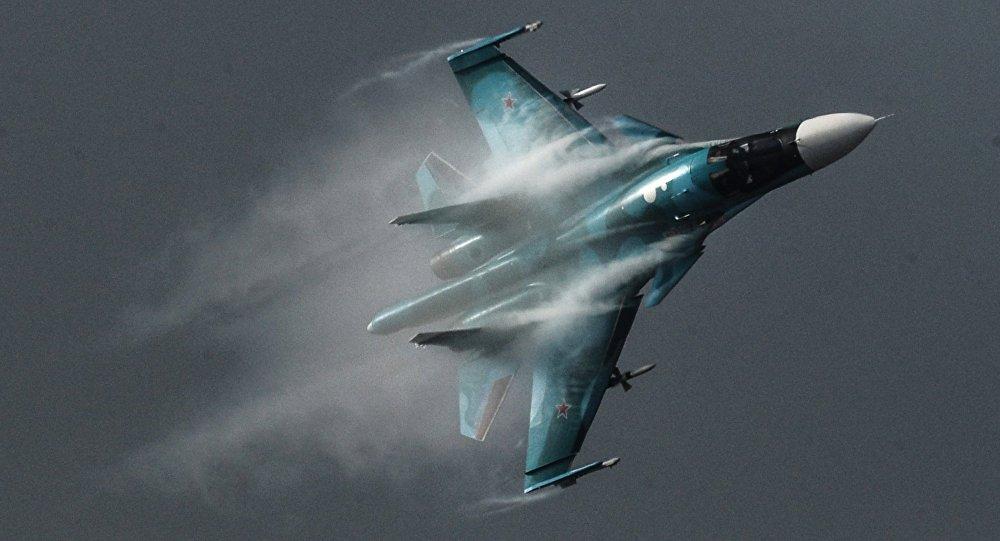 Un Sukhoi Su-34