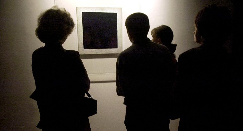 carré noir de Malevitch