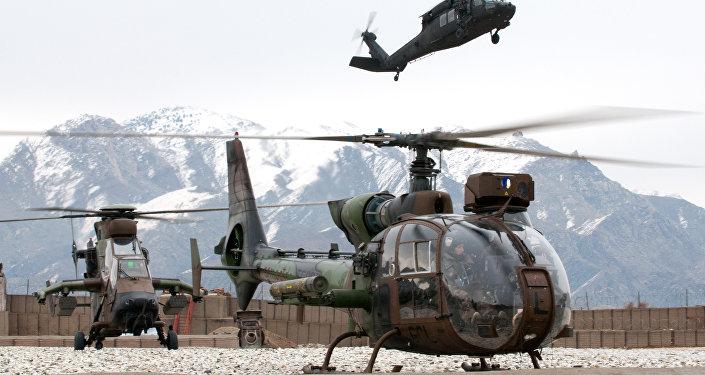 Hélicoptères français