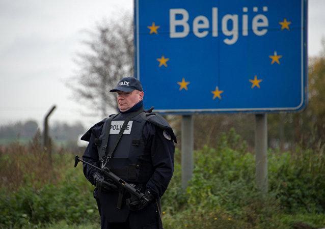 police belge