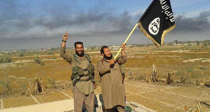 Djihadistes de l'Etat islamique