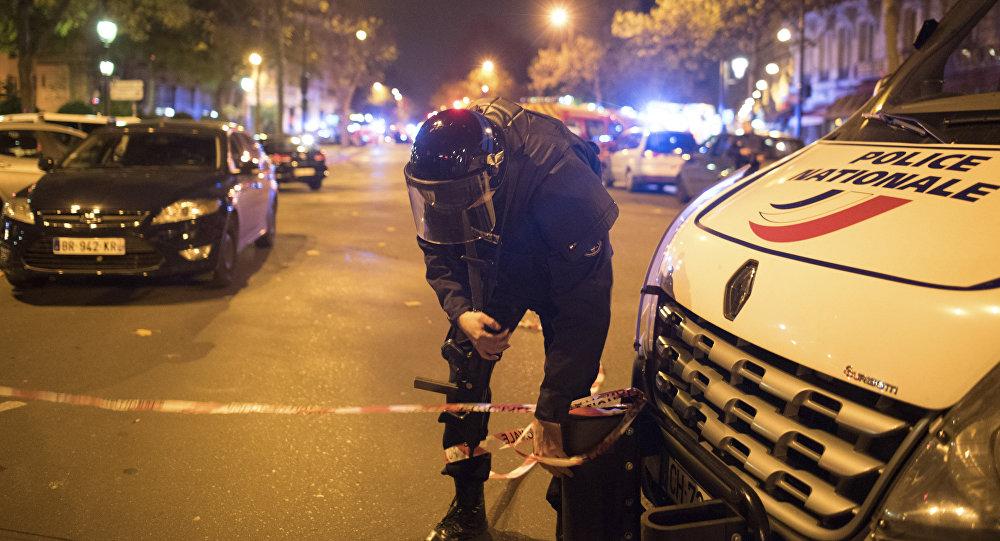 Braquage à Paris : les employés libérés, le braqueur en fuite