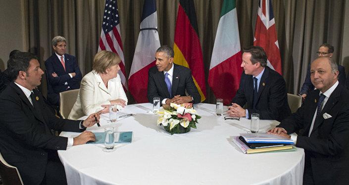 Sommet du G20 en Turquie