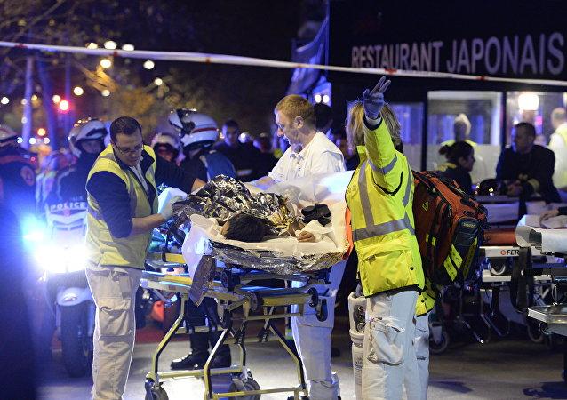 Victimes de l'attehtat au Bataclan