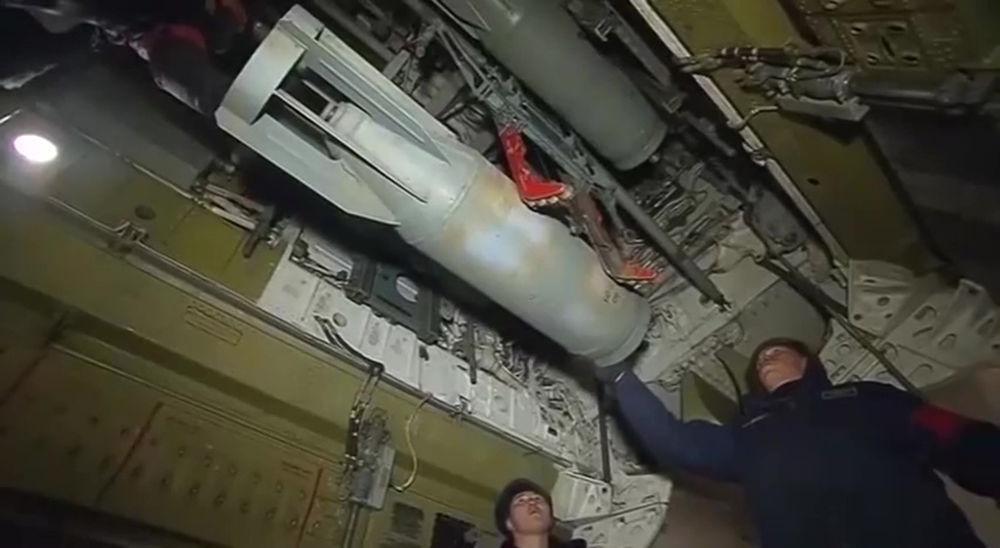 Syrie: baptême du feu pour l'aviation stratégique russe