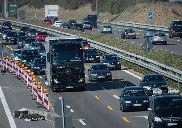 Autoroute, Allemagne