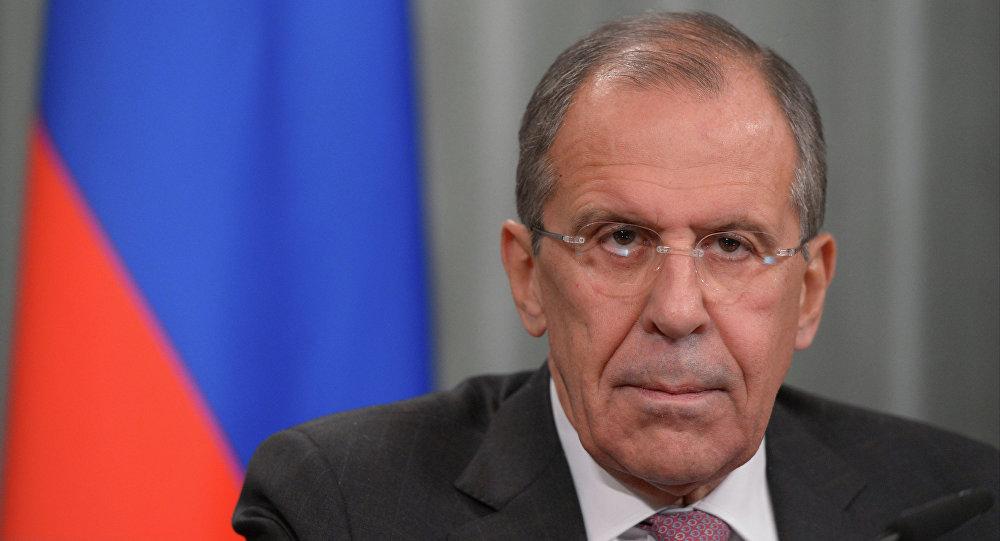Le chef de diplomatie russe Sergueï Lavrov
