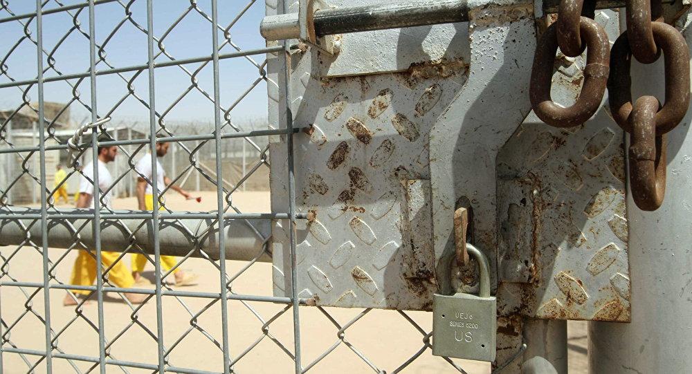 la prison de Bucca