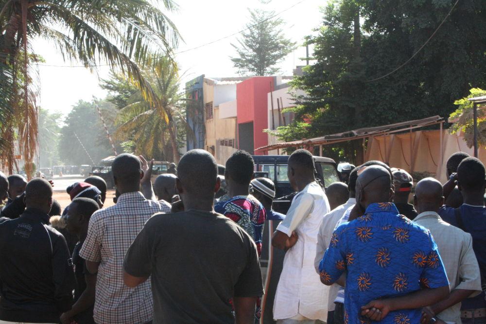 Opération de libération des otages à l'hôtel Radisson de Bamako