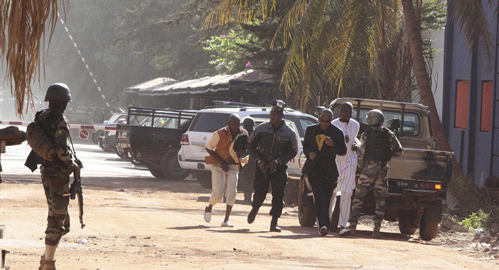 Libération des otages de l'hôtel Radisson à Bamako