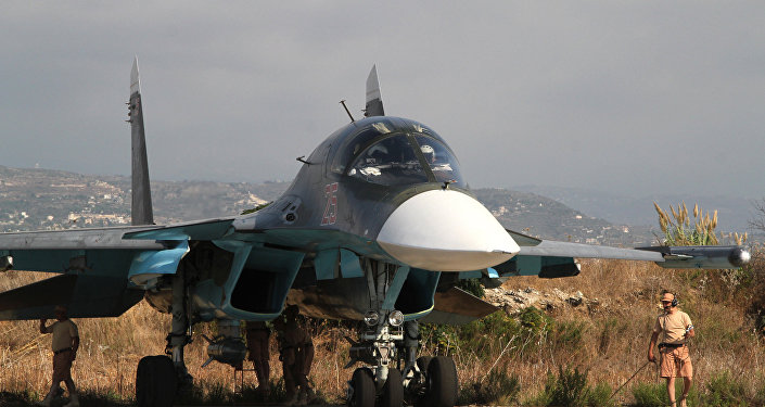 aviation russes en Syrie