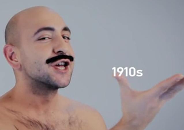 100 ans de beauté: l'évolution des coiffures des chauves