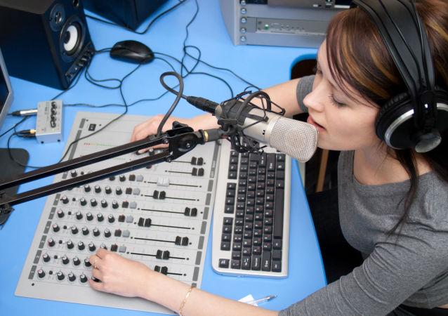 Radio. Image d'illustration