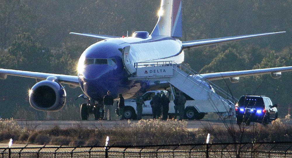 Un avion de la Soutwest Ailines