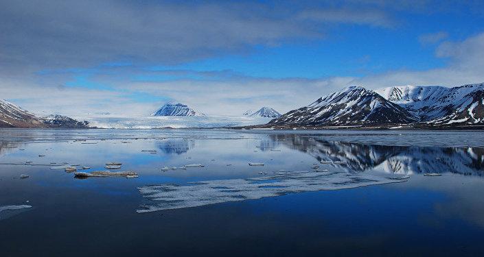 L'archipel norvégien du Svalbard