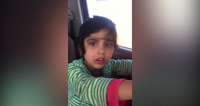 طفلة عراقية عرضها داعش للبيع كزوجة تتحدث لـسبوتنيك