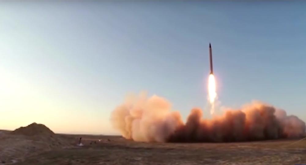 Emad, le premier missile iranien à longue portée