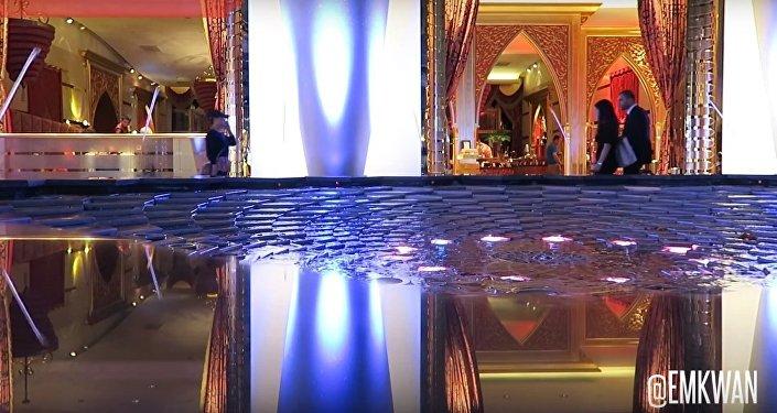 L'hôtel le plus luxueux du monde