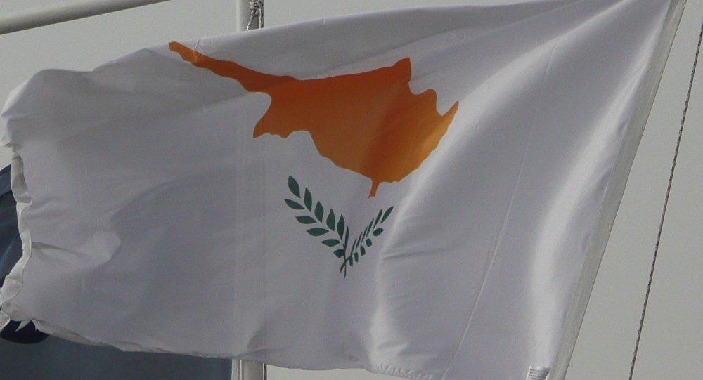Drapeau de Chypre