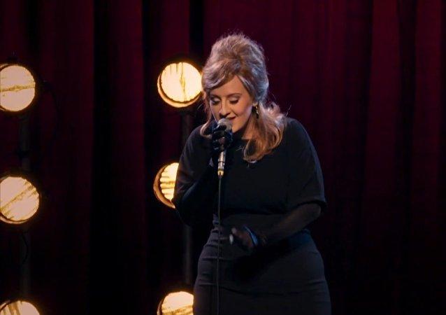 Adele ou pas Adele?