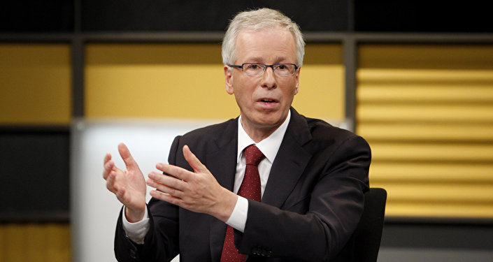 Stéphane Dion. Archive photo