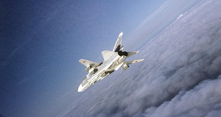 Chasseur Su-24