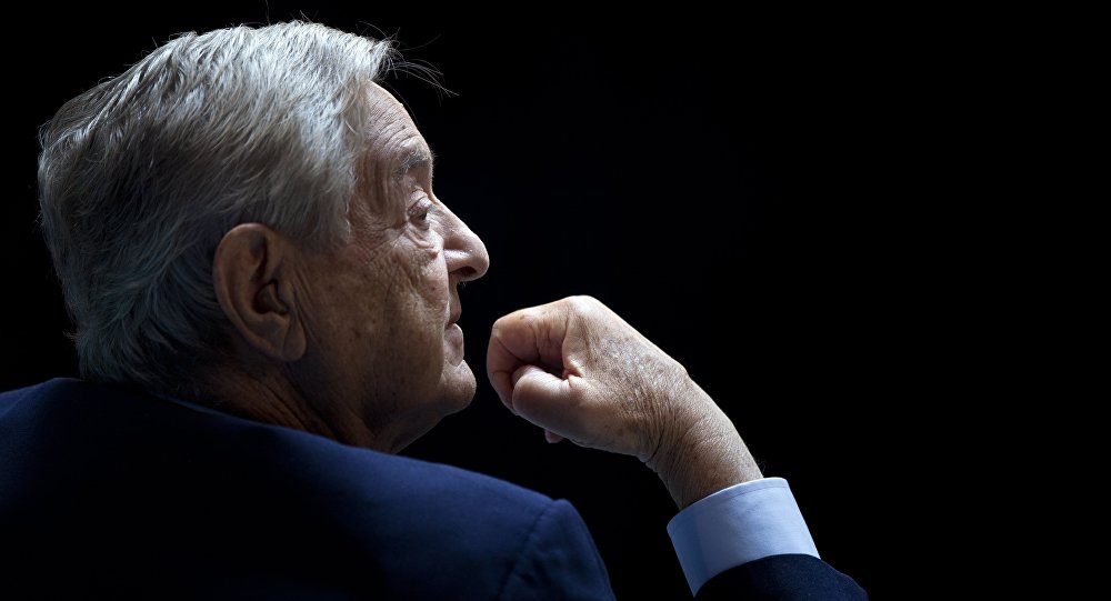 George Soros. Archive photo