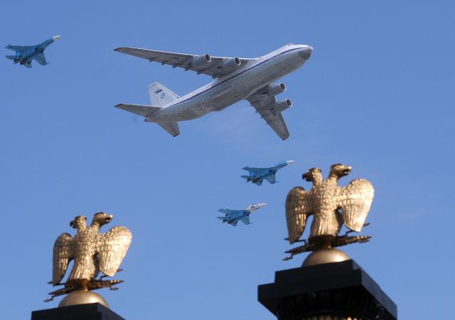Il-80 russe et MiG-29