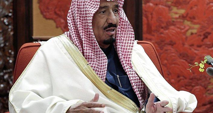 Salmane ben Abdelaziz Al Saoud,  roi d'Arabie saoudite