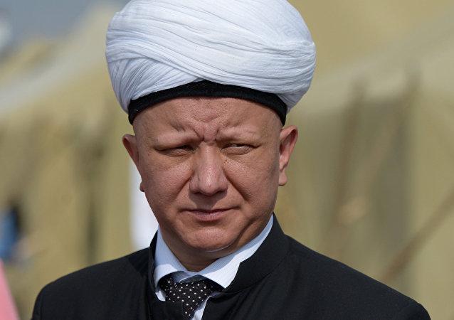 Le mufti de Moscou et de la région centrale Albir Krganov