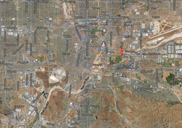 1300 South Waterman Avenue à San Bernardino (Californie)