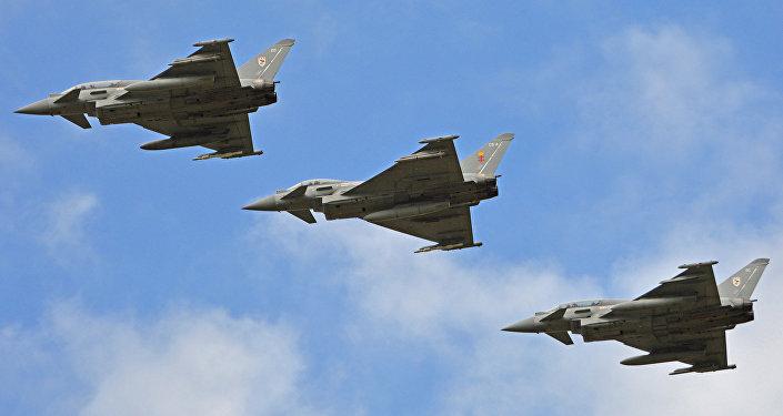 Royal Air Force,Typhoon FGR4