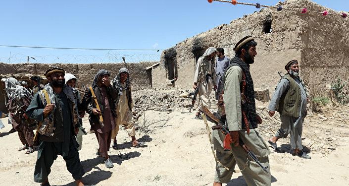 Talibans en Afghanistan. Image d'illustration