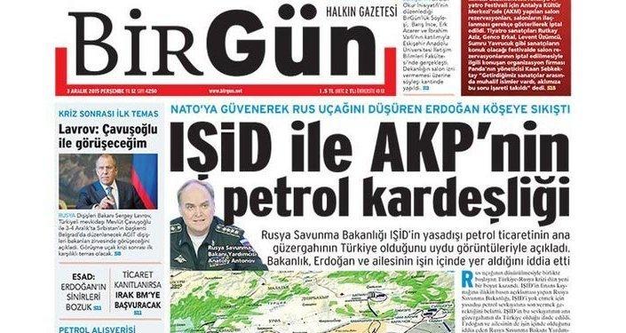 Journal turc BirGün