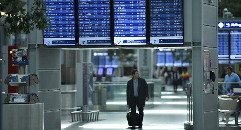 aéroport de Düsseldorf