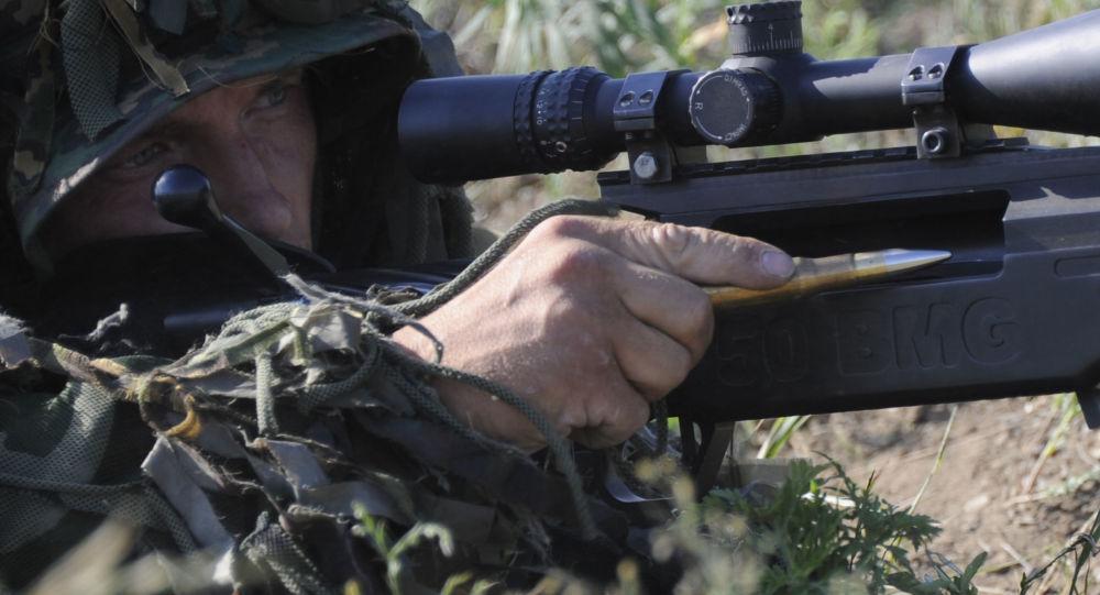 Le militaire, image d'illustration