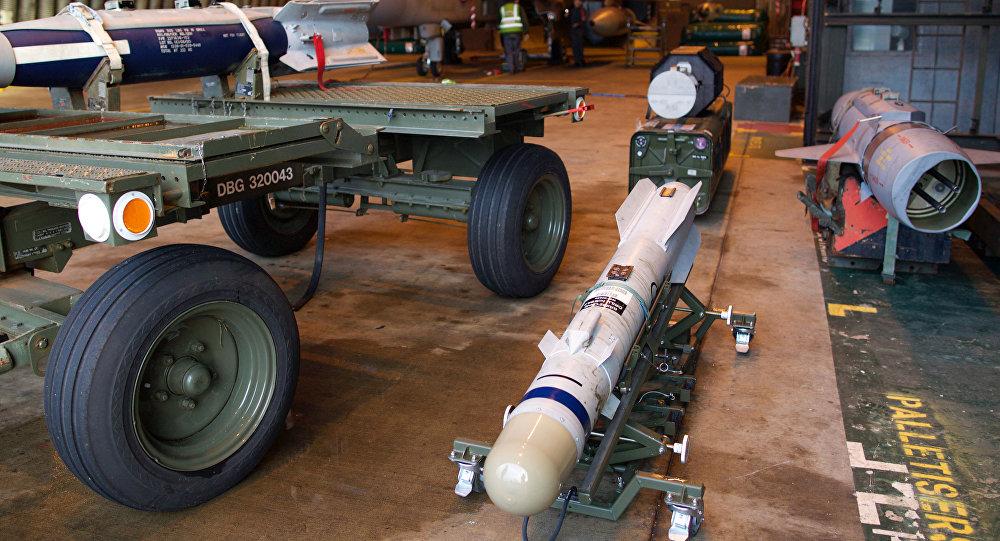 Les aventures d'un missile