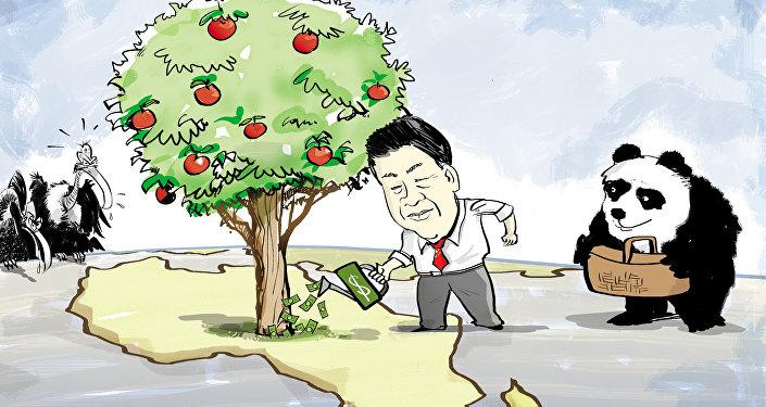 La Chine mise sur l'Afrique