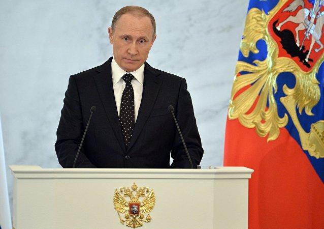 Poutine est dans la short-list pour le titre de Personnalité de l'année du Time