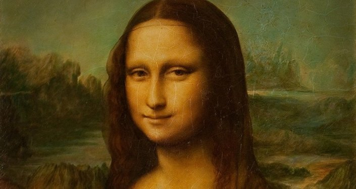 Mona Lisa de l'artiste italien Léonard de Vinci