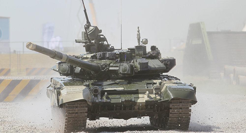 Char T-90