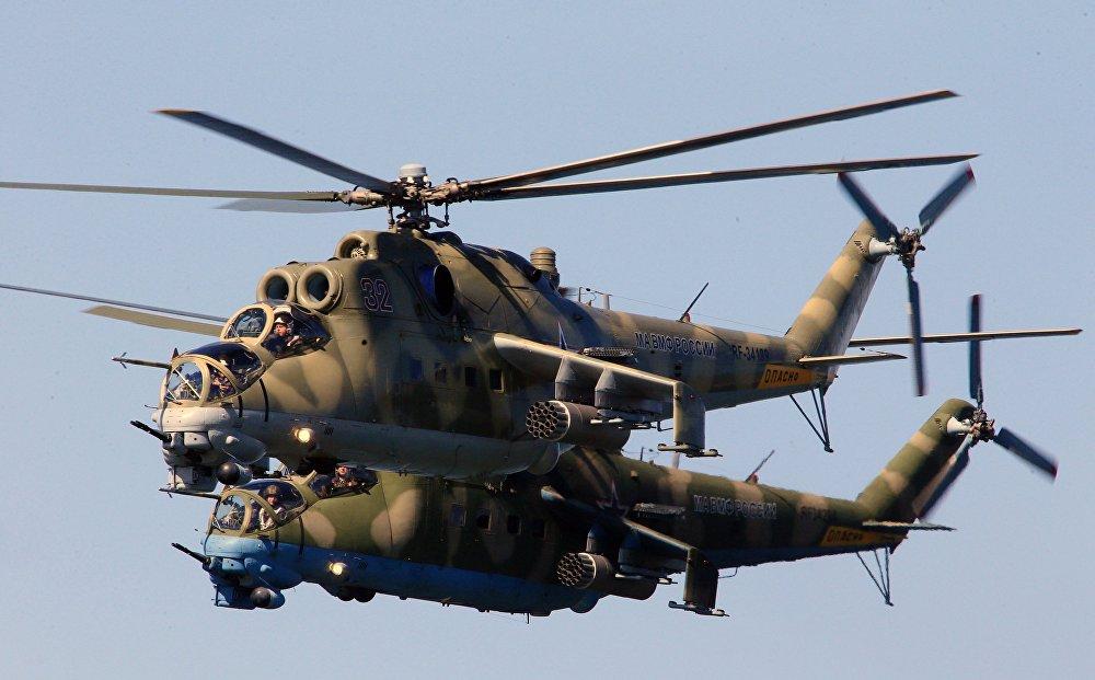 Les meilleurs hélicoptères d'attaque du monde