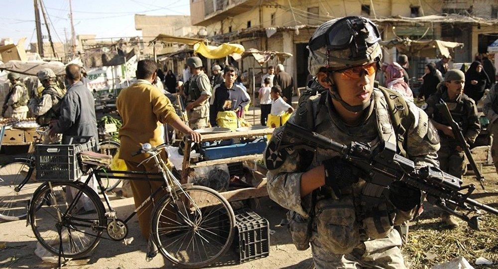L'armée US, l'Irak
