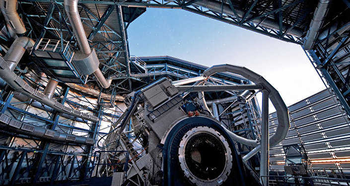 Le Very Large Telescope (VLT)