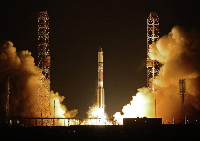 Lancement d'un Proton-M